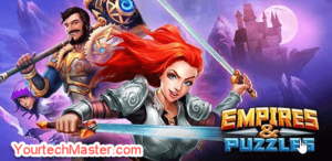 Empire and Puzzles mod apk